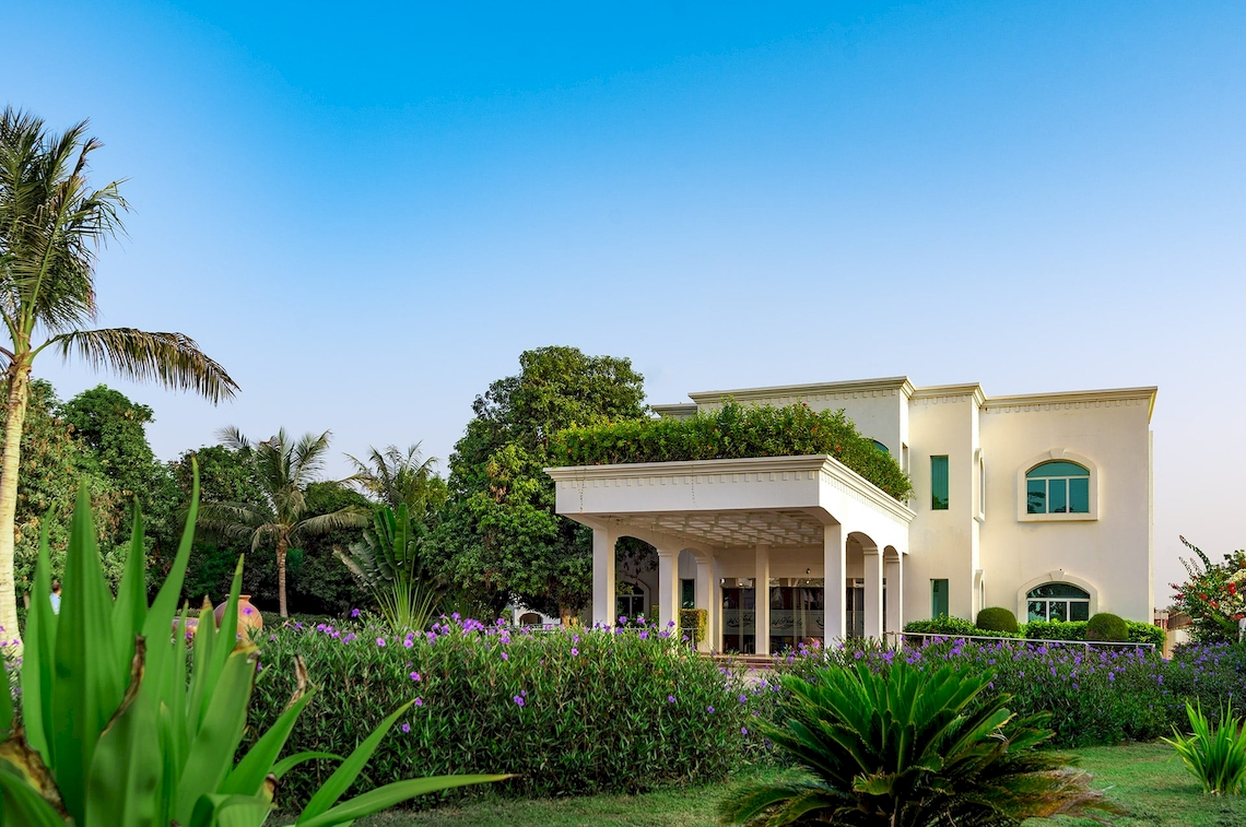 Al Nahda Resort and Spa / Muscat