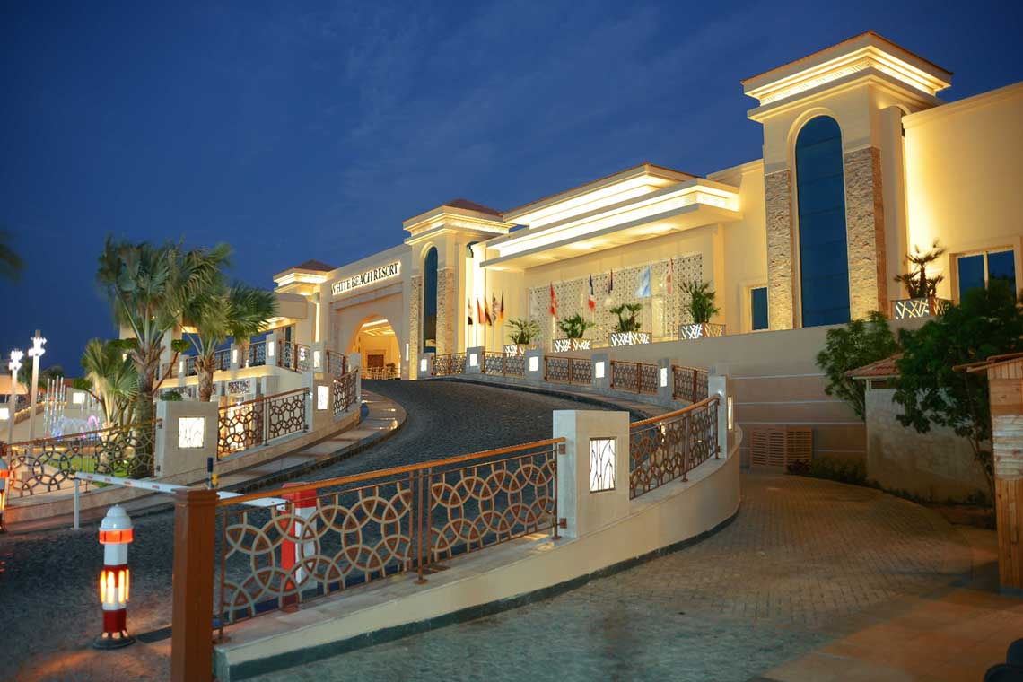 Albatros White Beach Resort / Hurghada