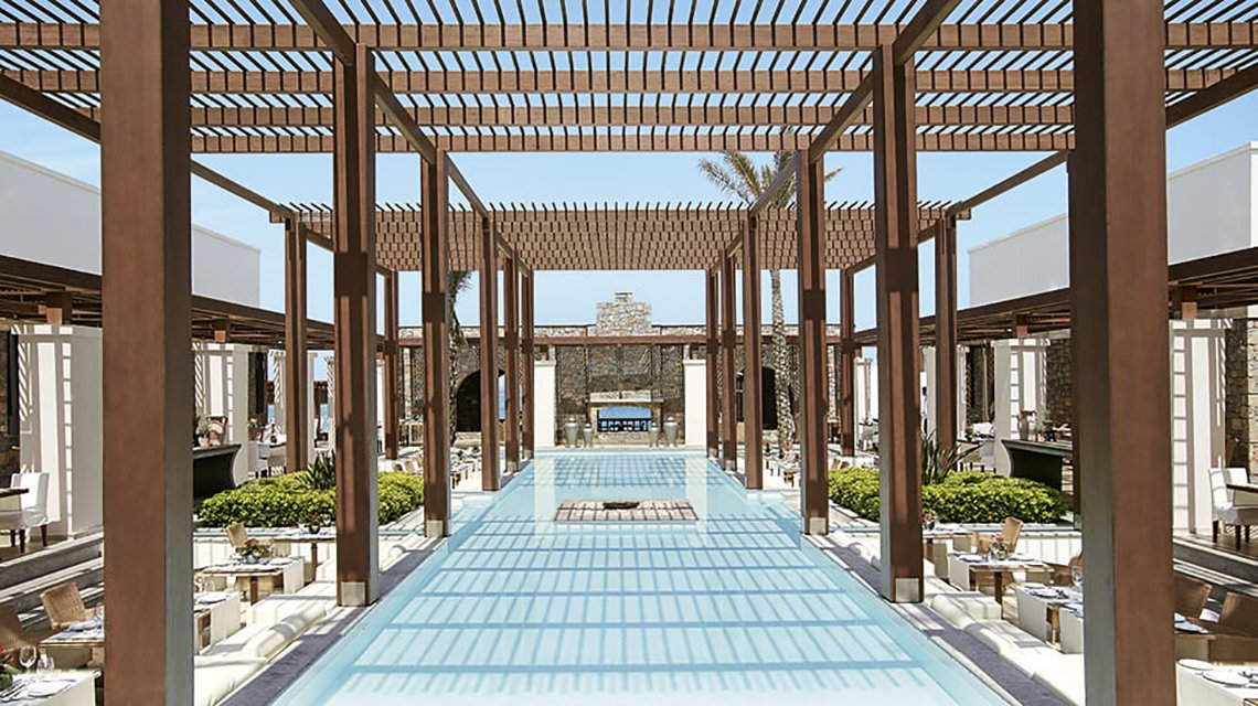 Amirandes Grecotel Exclusive Resort / Kreta