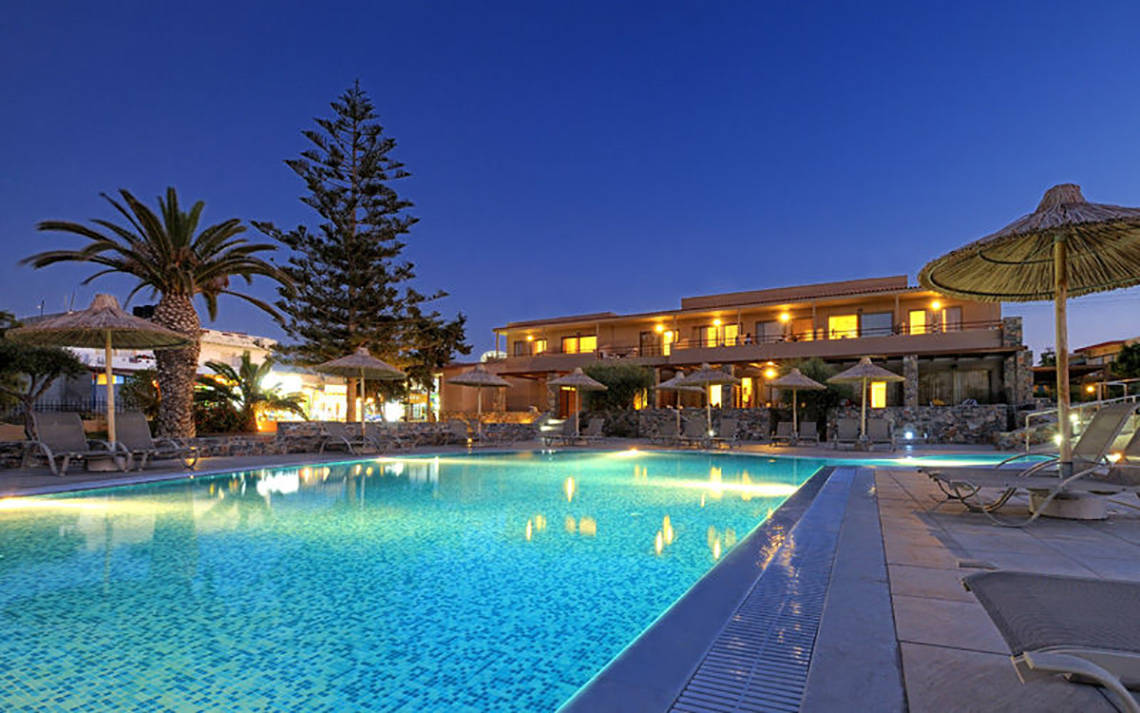 Kreta Gouves Aphrodite Beach Club