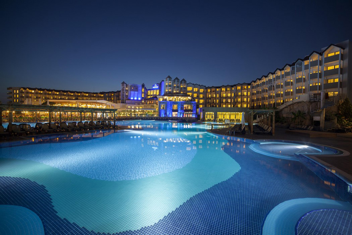 Arcanus Side Resort / Antalya