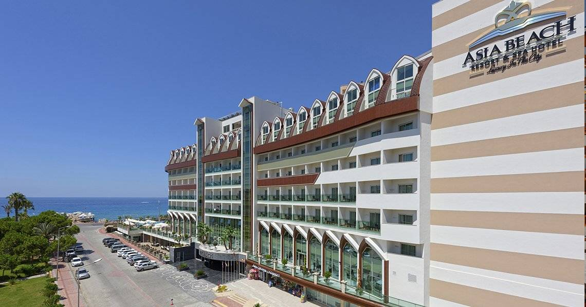 Antalya Alanya Asia Beach Resort