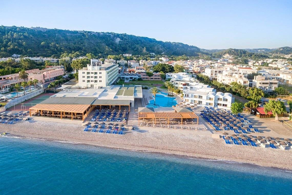 Rhodos Ixia Avra Beach Resort