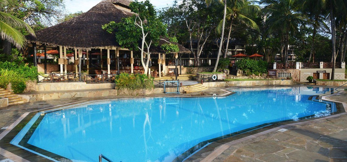 Baobab Beach Resort / Kenia
