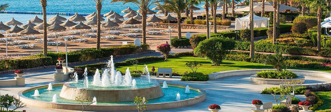 Baron Resort / Sharm El Sheikh