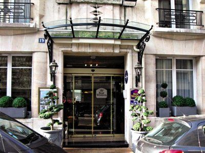 Paris Paris Best Western Victor Hugo