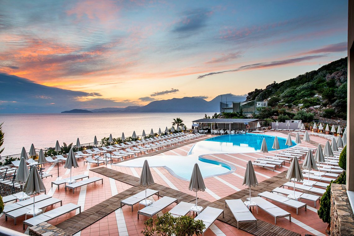 Blue Marine Resort Spa Hotel Agios Nikolaos