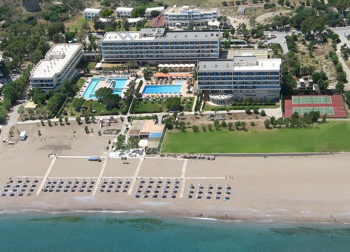 Blue Sea Beach Resort / Rhodos