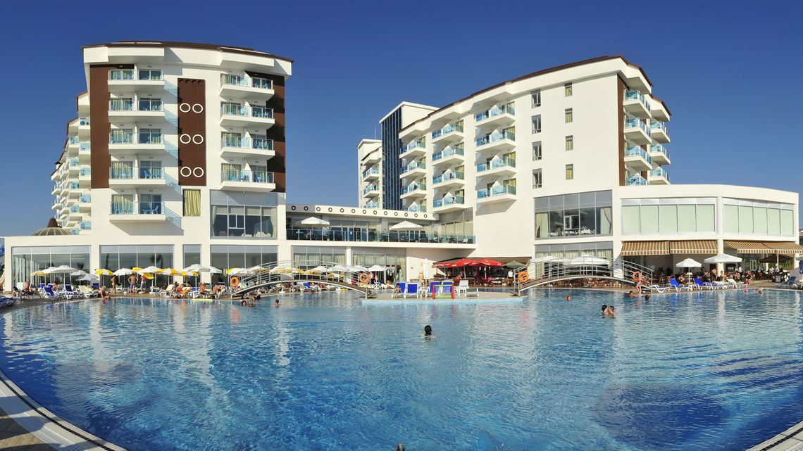 Antalya Side-Kizilot Cenger Beach Resort & Spa