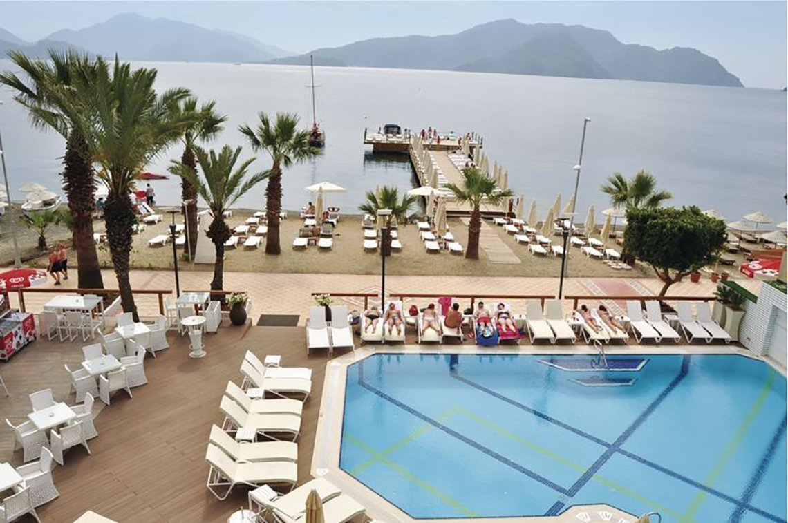 Cettia Beach Resort / Dalaman