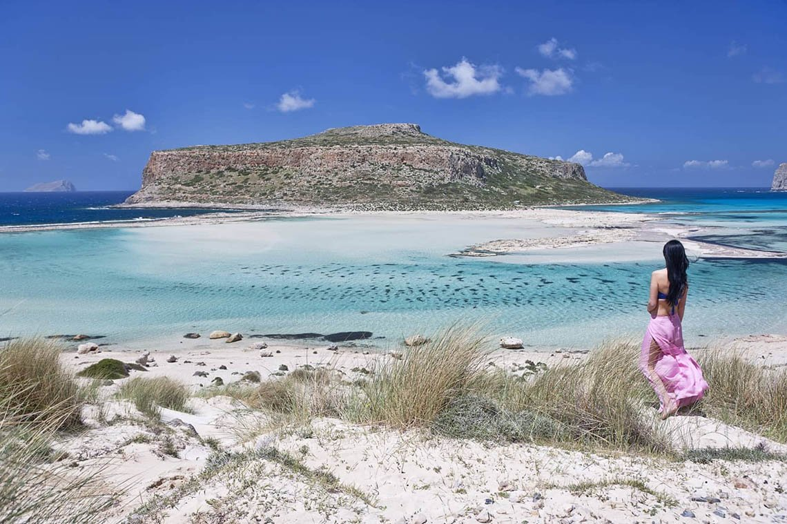 Chryssana Beach / Kreta