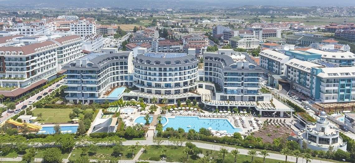 Antalya Side-Evrenseki Commodore Elite Suites & Spa