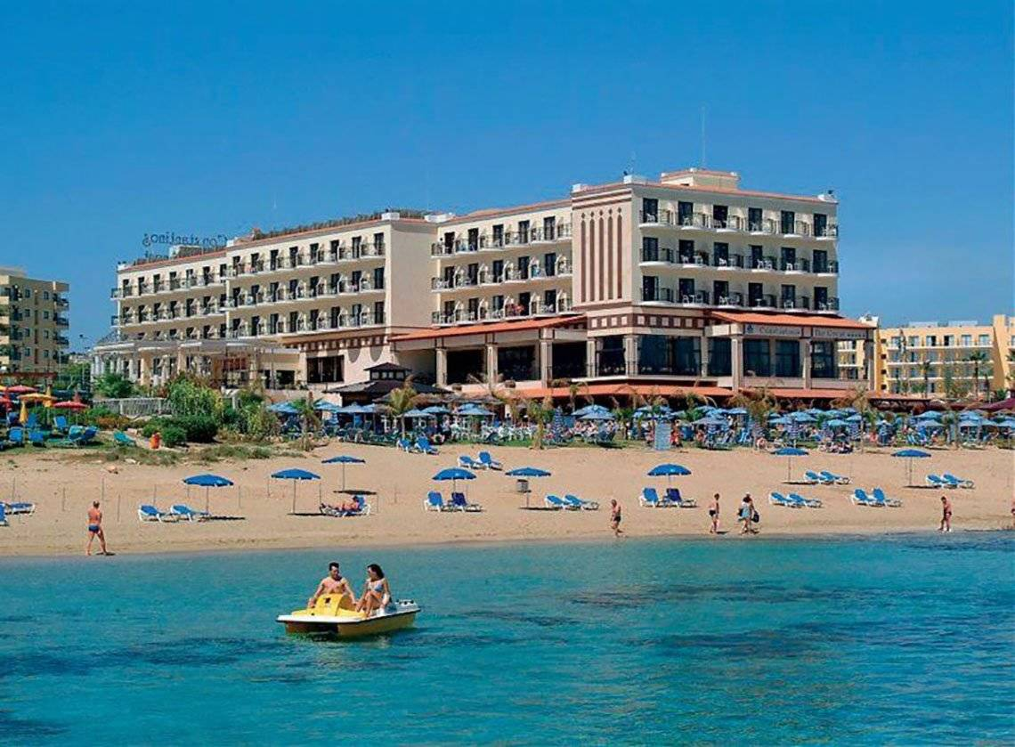 Zypern Protaras Constantinos the Great Beach Hotel