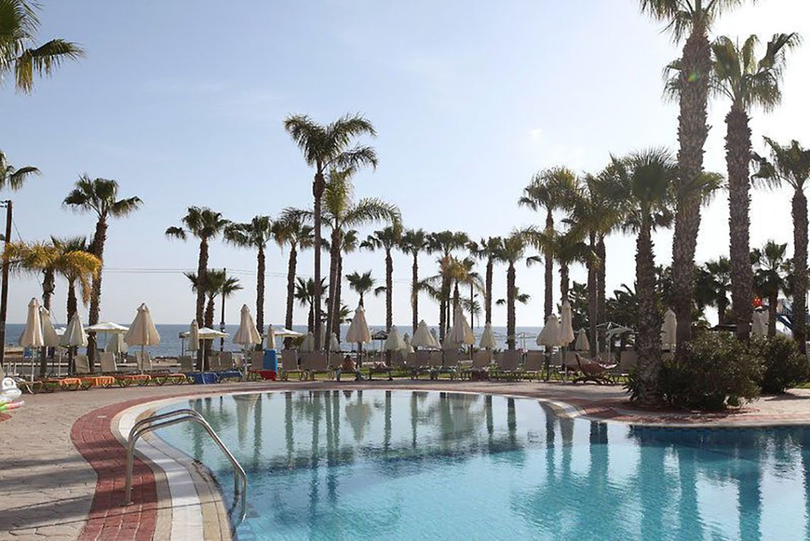 Constantinos The Great Beach Hotel 4 5 Ab Chf 431