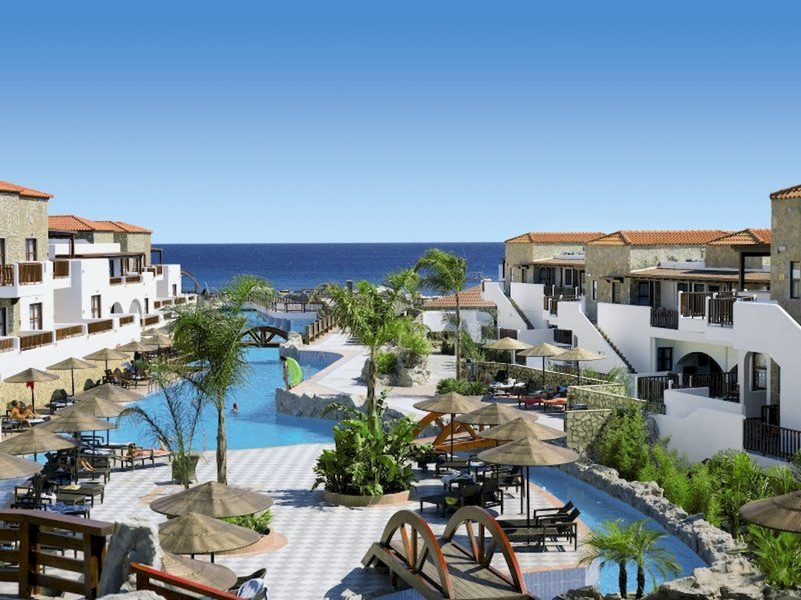 Costa Lindia Beach Resort / Rhodos