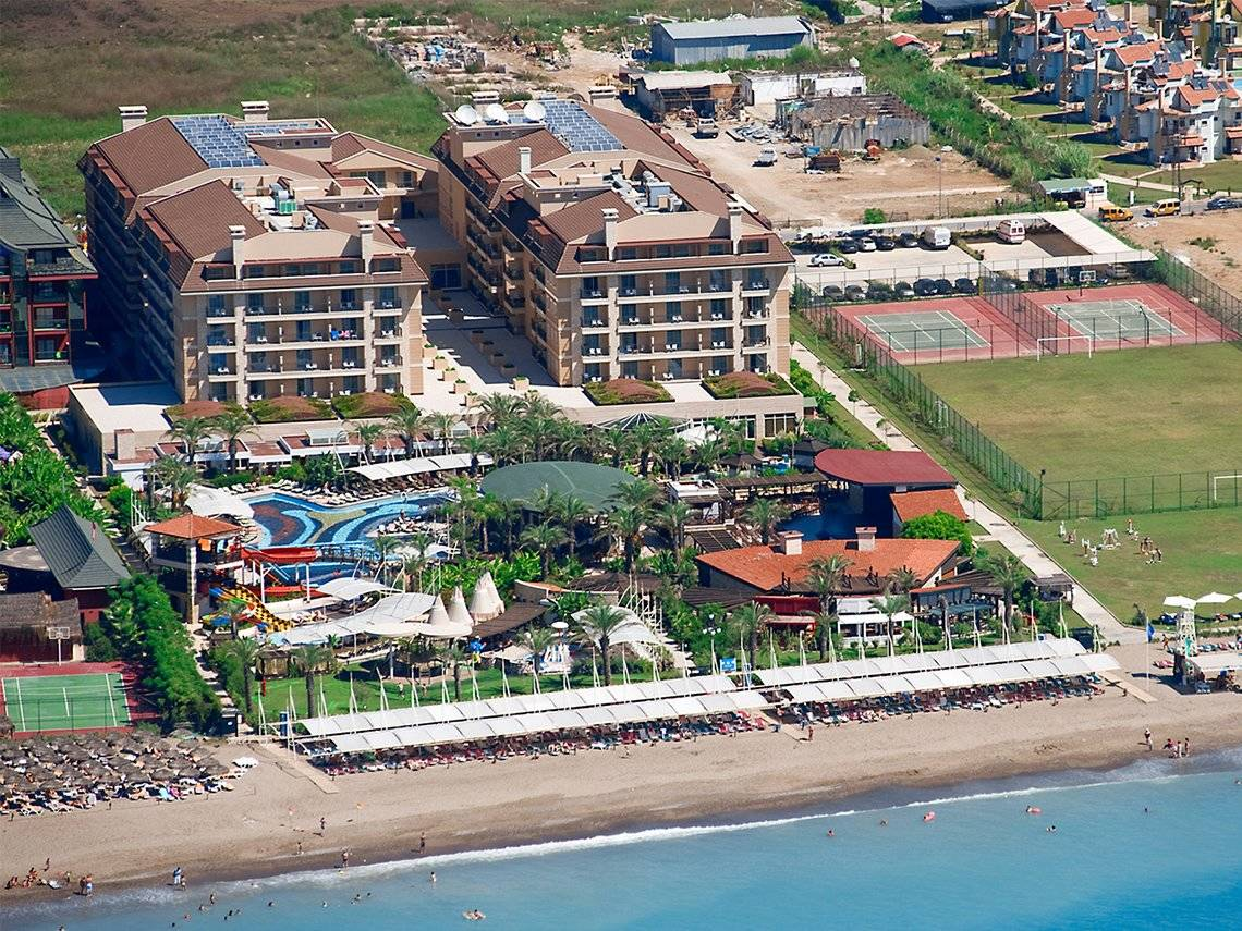 Antalya Belek-Bogazkent Crystal Family Resort