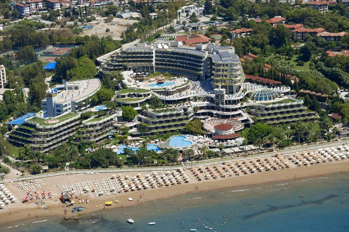 Antalya Side-Kumköy Crystal Sunrise Queen Luxury Resort & Spa