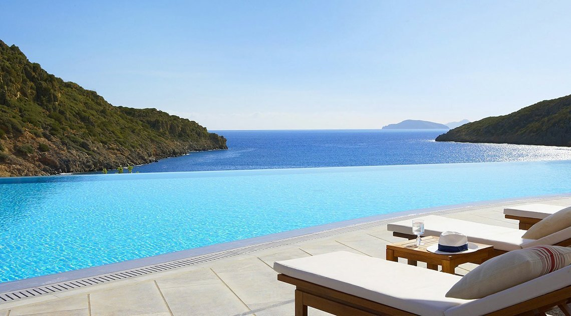 Daios Cove Luxury Resort & Villas / Kreta