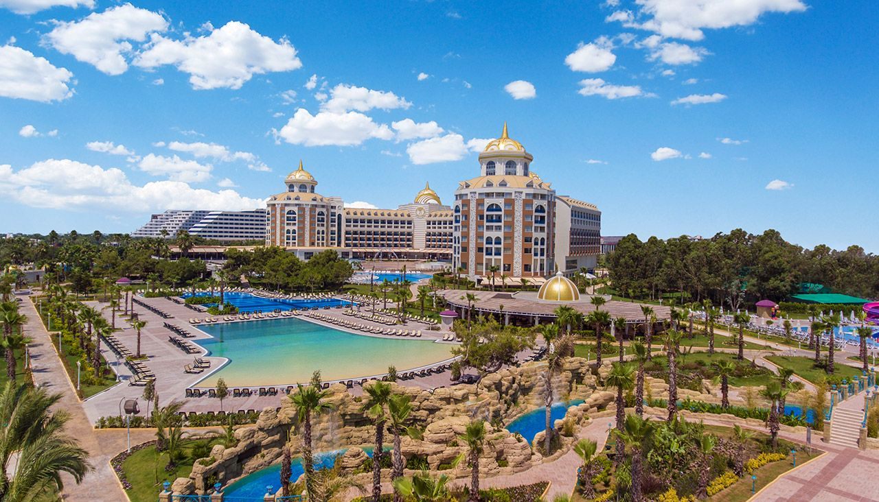 Delphin Be Grand Resort / Antalya