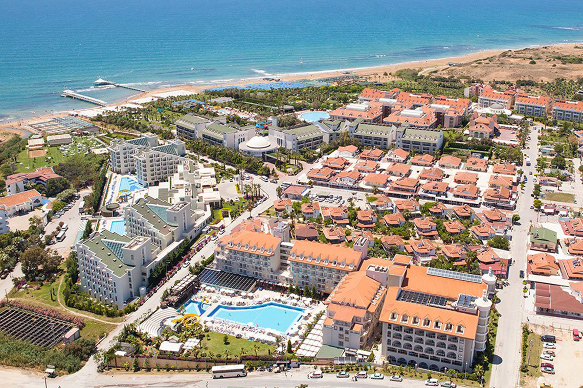 Antalya Side-Colakli Diamond Beach