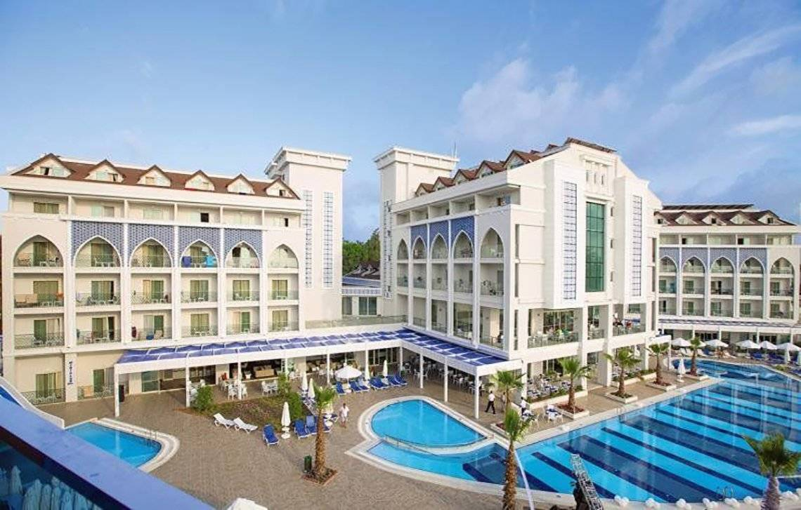 Antalya Side-Colakli Diamond Elite Hotel & Spa