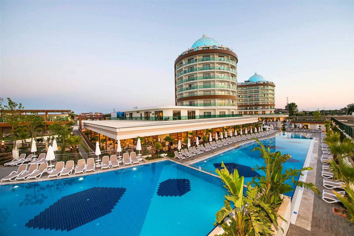 Antalya Side Dream World Aqua