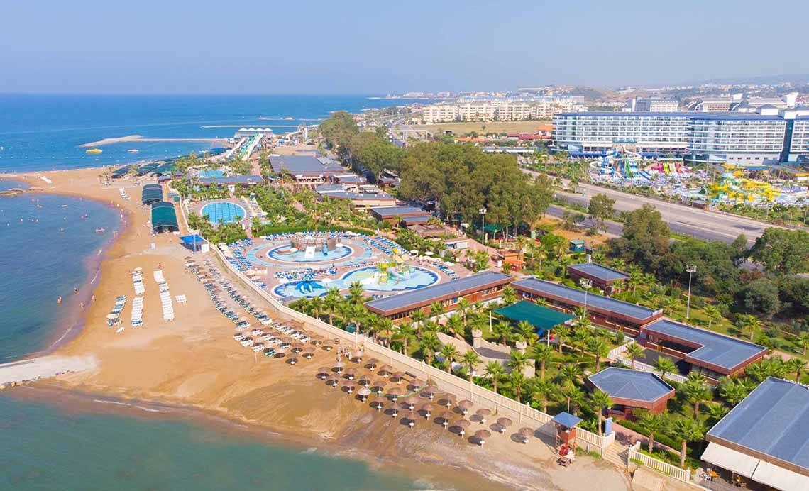 Antalya Alanya-Incekum Eftalia Holiday Village