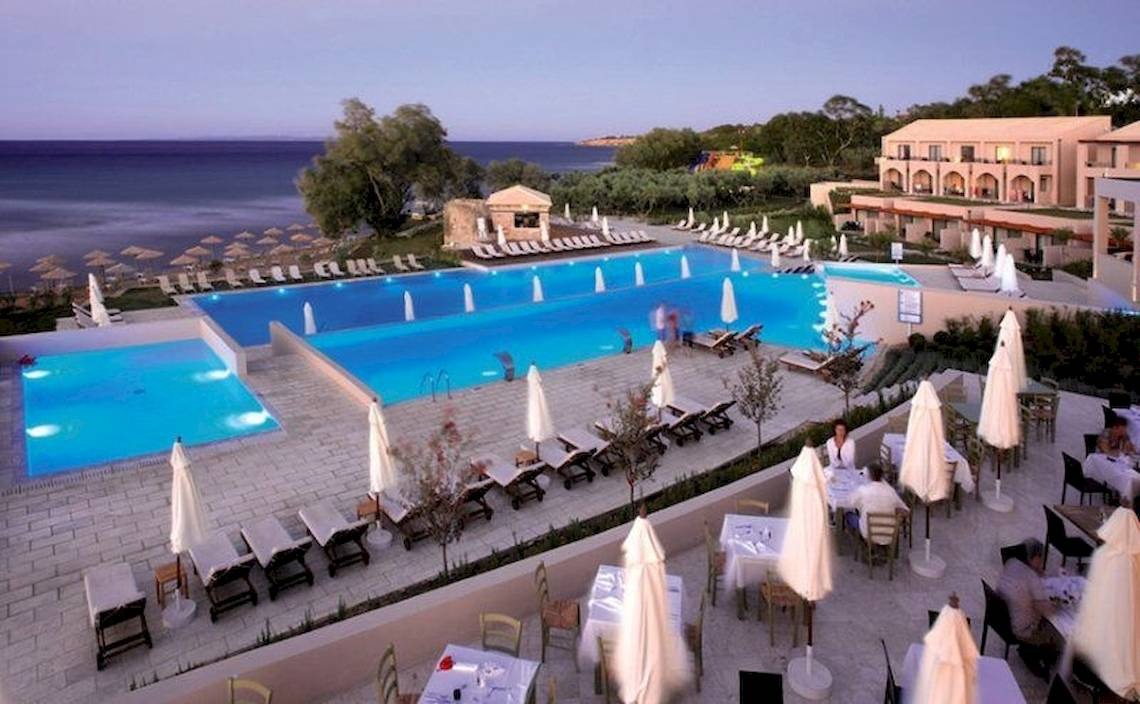 Zakynthos Tragaki Eleon Grand Resort & Spa