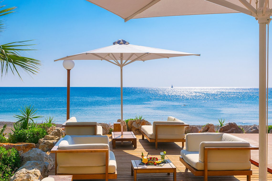 Elysium Resort And Spa Kalithea  Sterne Hotel Griechenland Rhodos