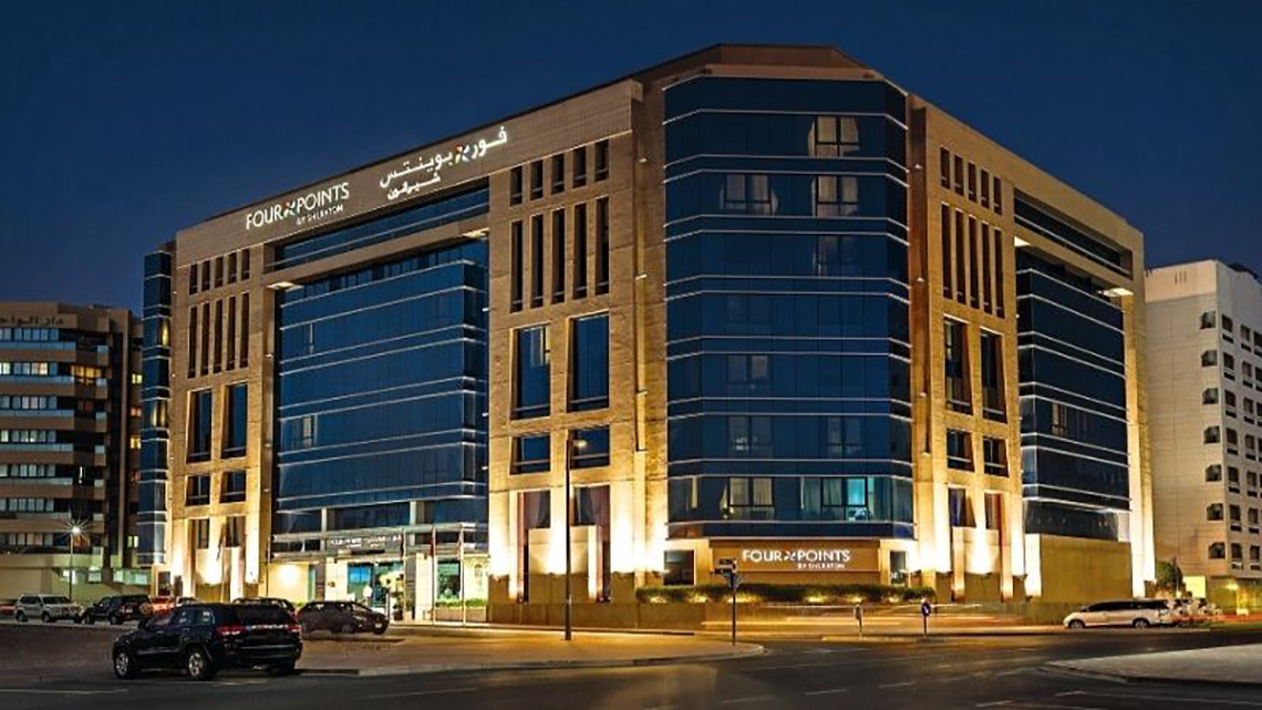 Four Points by Sheraton Downtown / Dubai