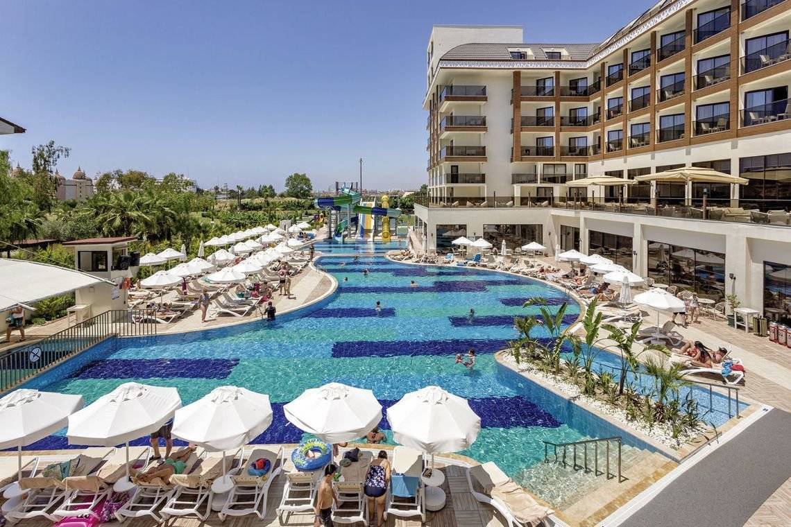 Antalya Side-Colakli Glamour Resort & Spa