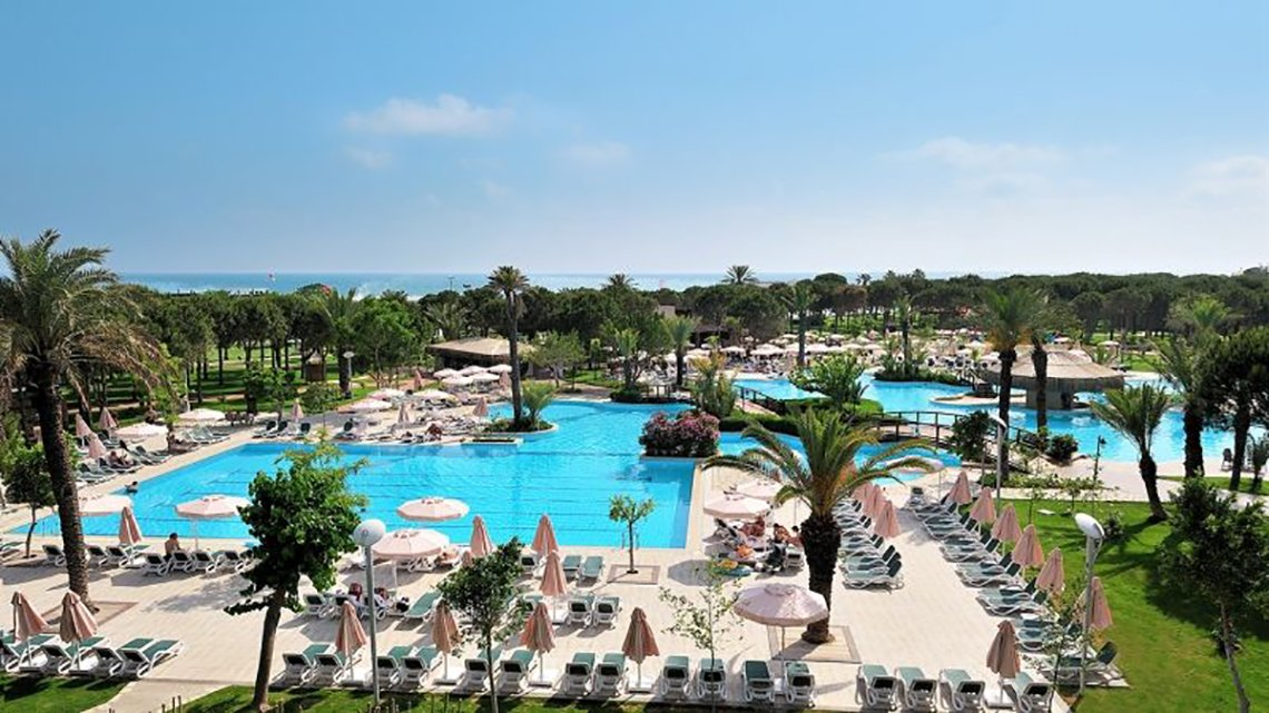 Gloria Verde Resort Hotel / Antalya