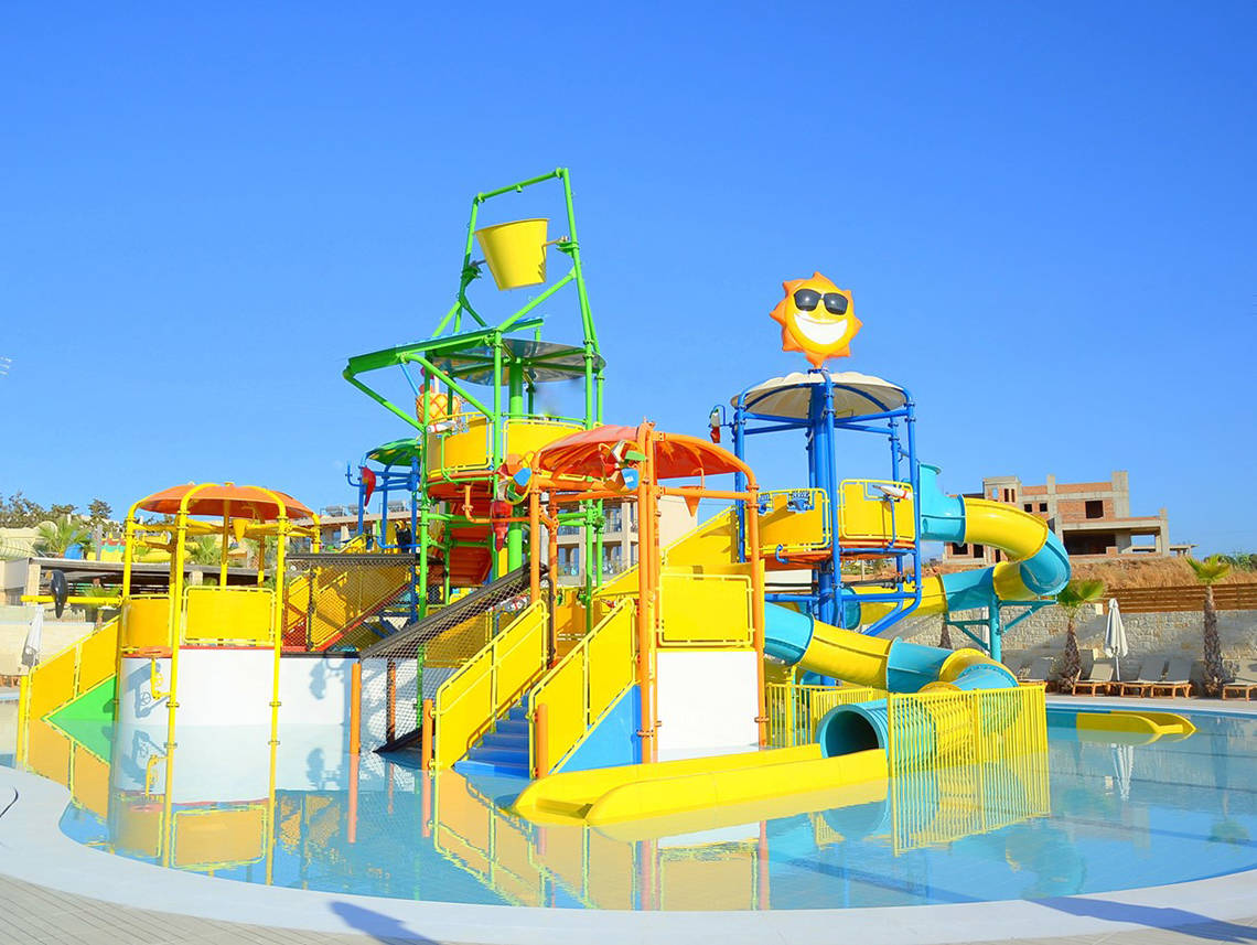 Kreta Gouves Gouves Waterpark