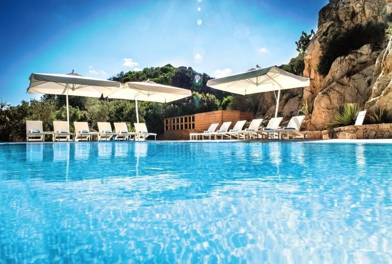 Grand Hotel Resort Ma und Ma / Sardinien