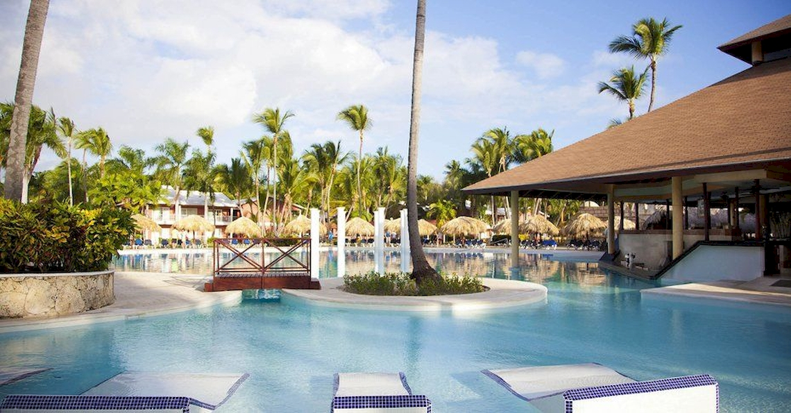 Grand Palladium Bavaro Suites Resort & Spa / Punta Cana