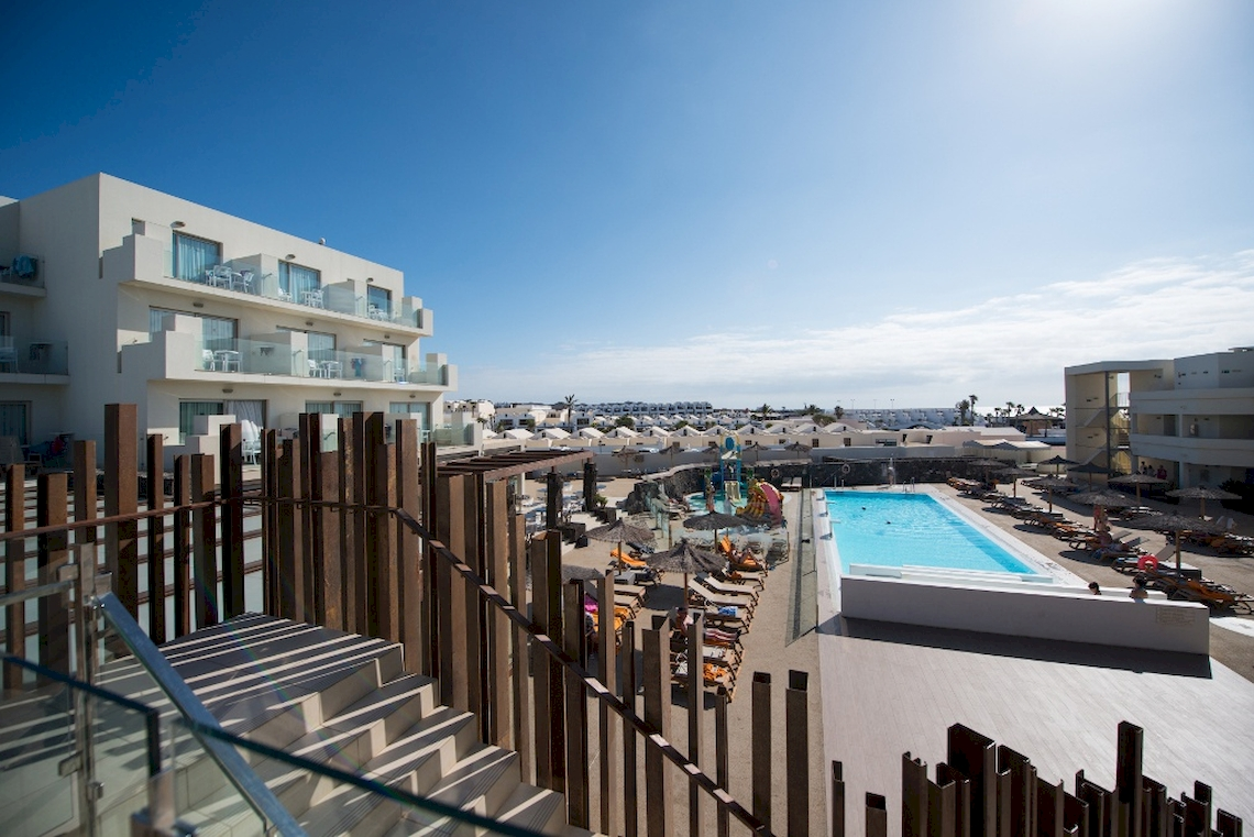 HD Beach Resort / Lanzarote