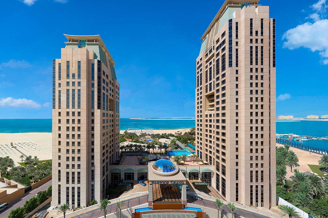 Habtoor Grand Resort & Spa / Dubai