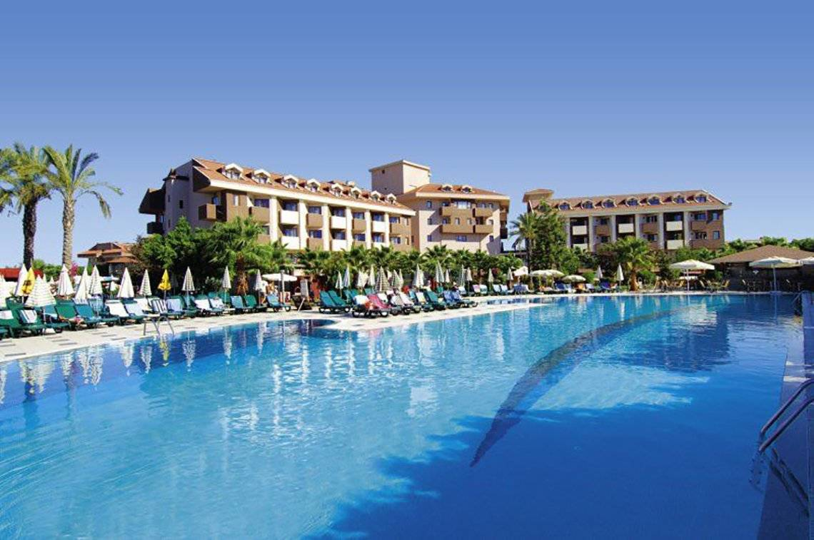 Antalya Side-Evrenseki Hane Family Resort