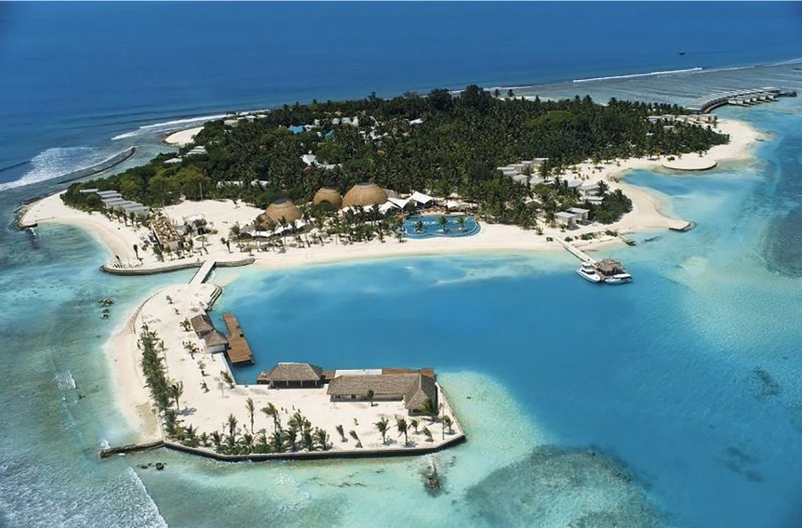 Holiday Inn Resort Kandooma Maldives / Malediven