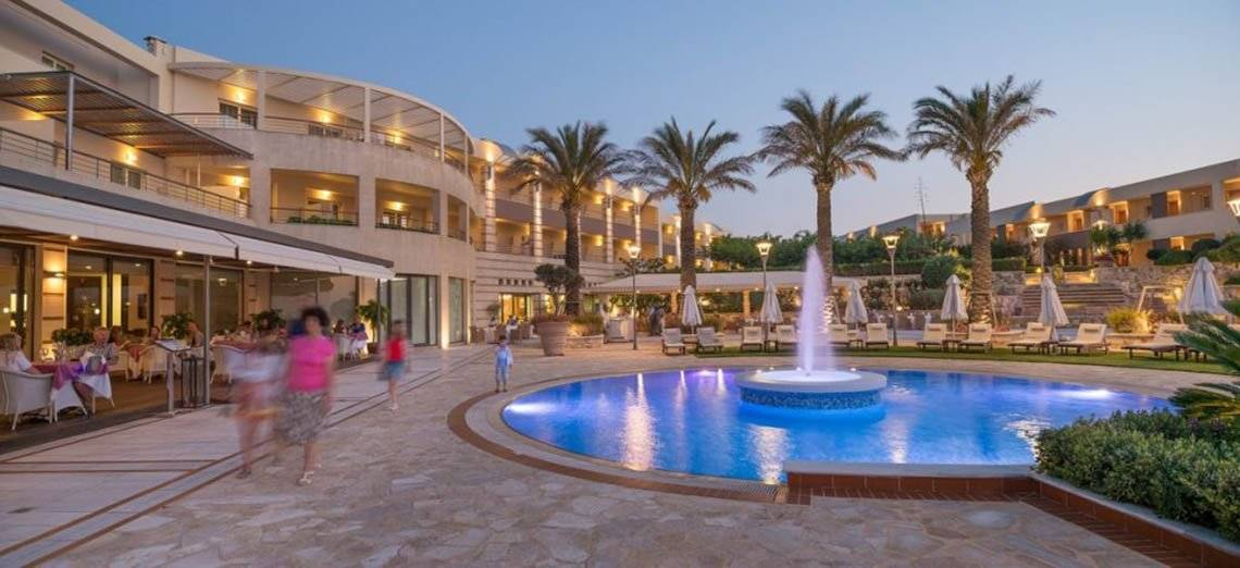 Kreta Stalos Hotel Cretan Dream Royal