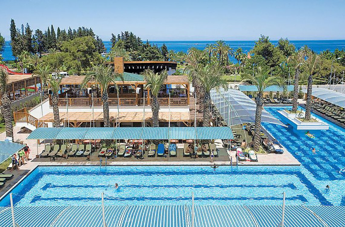 Hotel Crystal Deluxe Resort & Spa / Antalya