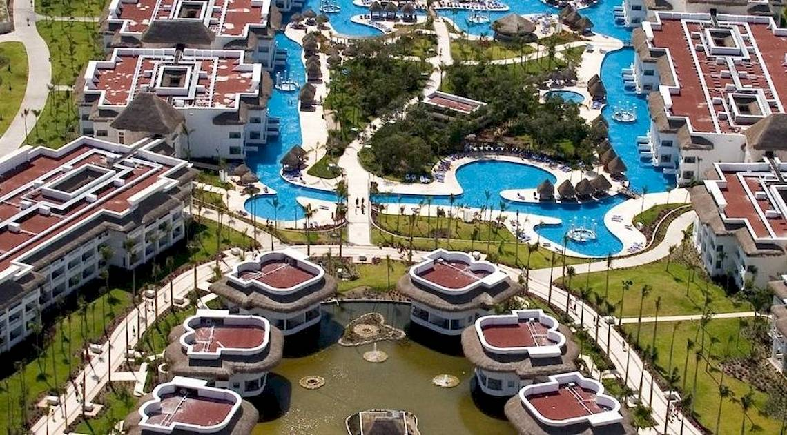 Cancun Playa del Carmen Hotel Grand Riviera Princess
