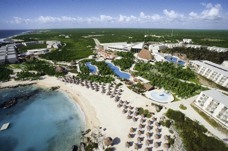 Hotel Grand Sirenis Mayan Beach / Cancun