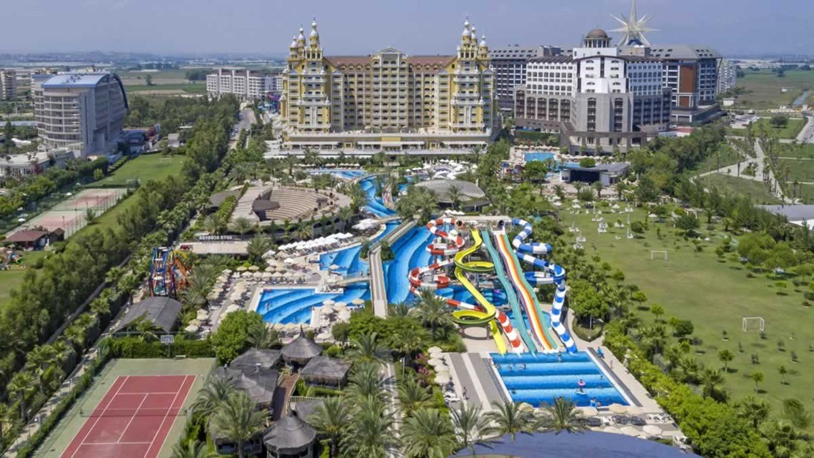 Hotel Royal Holiday Palace / Antalya