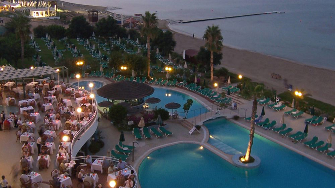 Hotel Sunrise Beach / Zypern