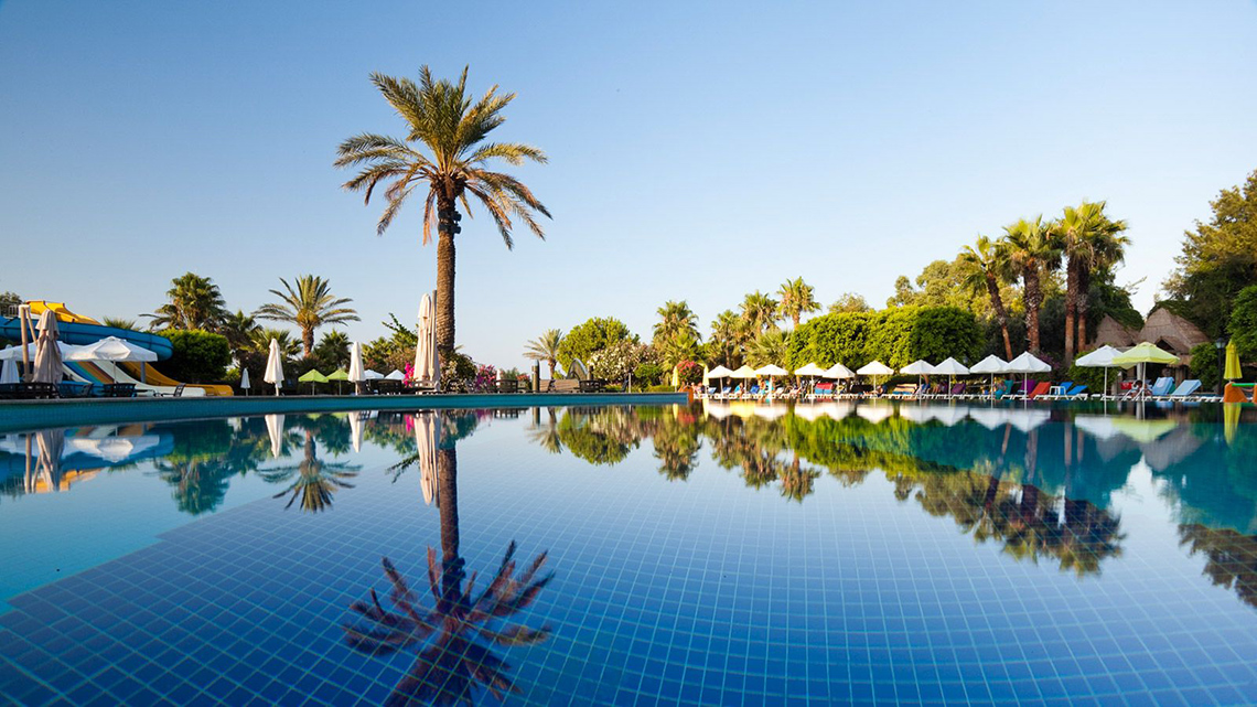 Hotel Terrace Beach / Antalya