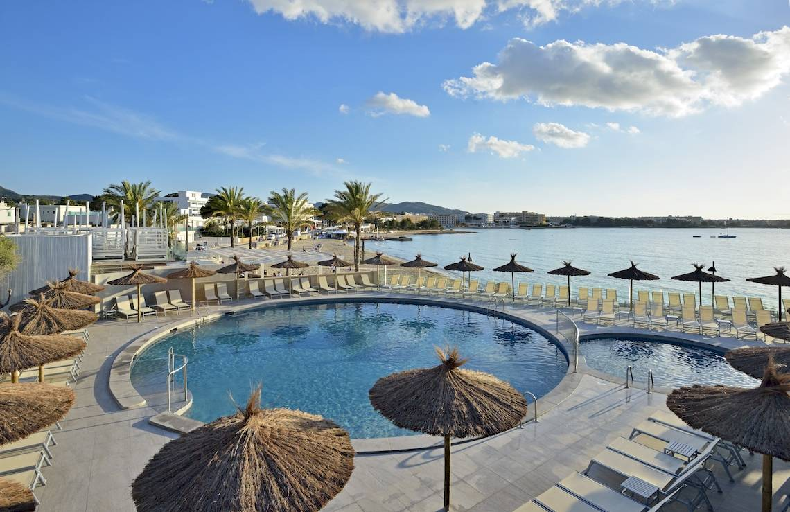 Ibiza San Antonio Intertur Hotel Hawaii Ibiza