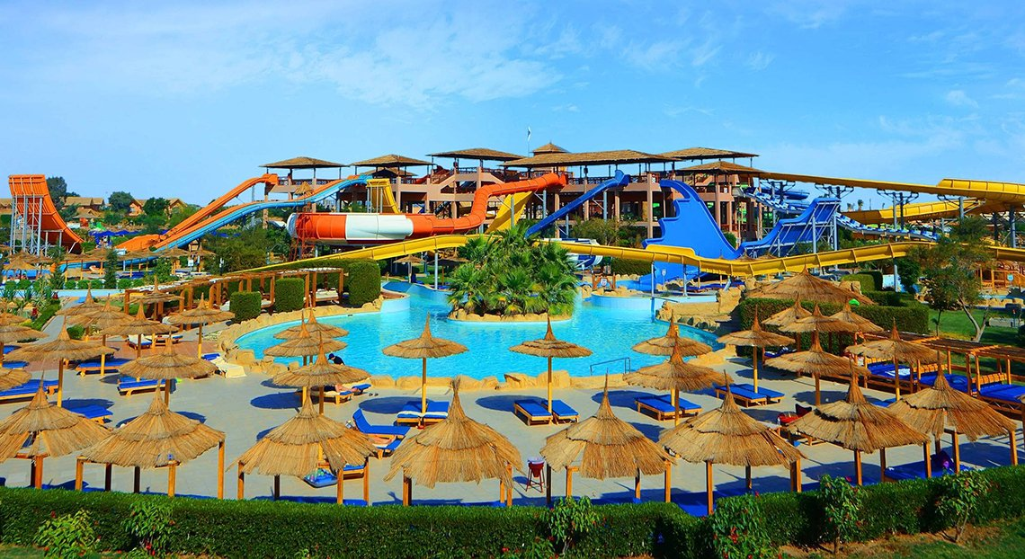 Jungle Aqua Park / Hurghada