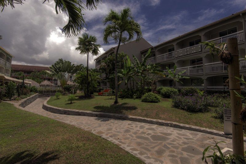 La Pagerie Hotel and Restaurant / Martinique