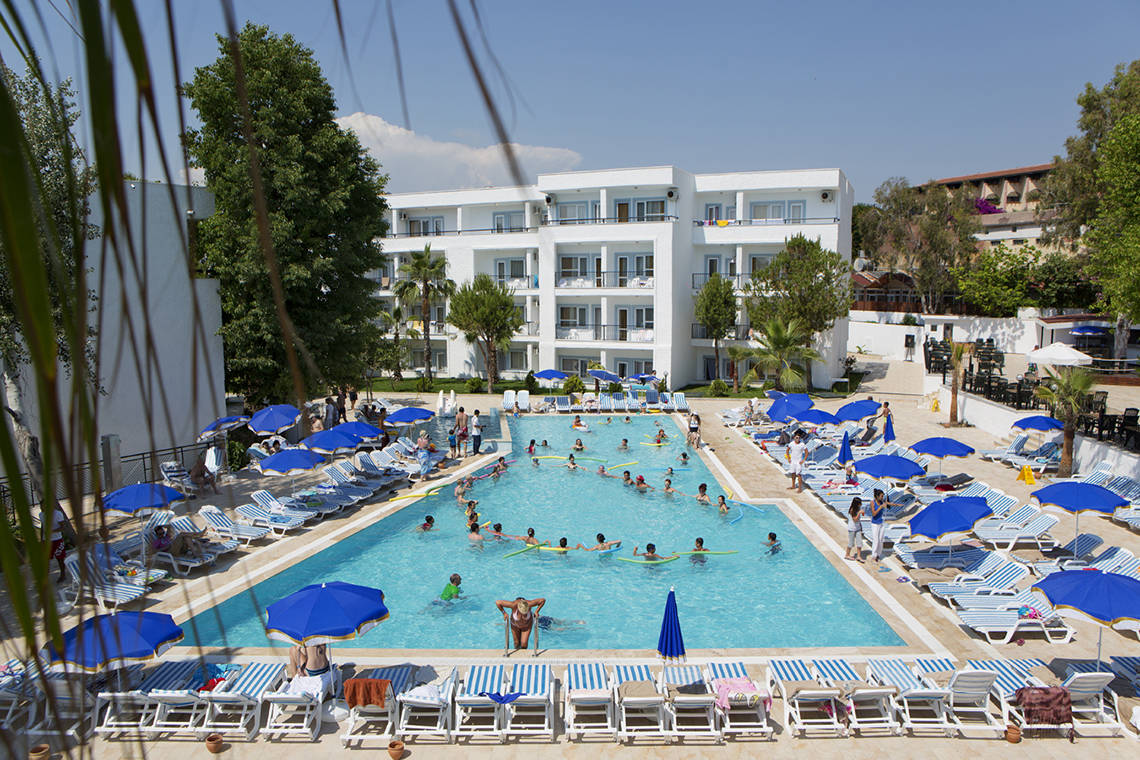 Antalya Side-Kumköy Larissa Beach Club
